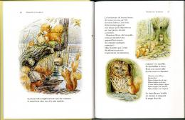 beatrix potter grand livre integrale noisette l ecureuil