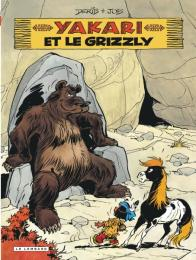 yakari et le grizzli tome 5 BD indiens