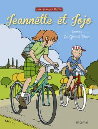 le grand tour jeannette et jojo Kieffer BD tour de France
