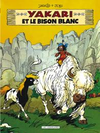 yakari et le bison blanc tome 2 BD indiens