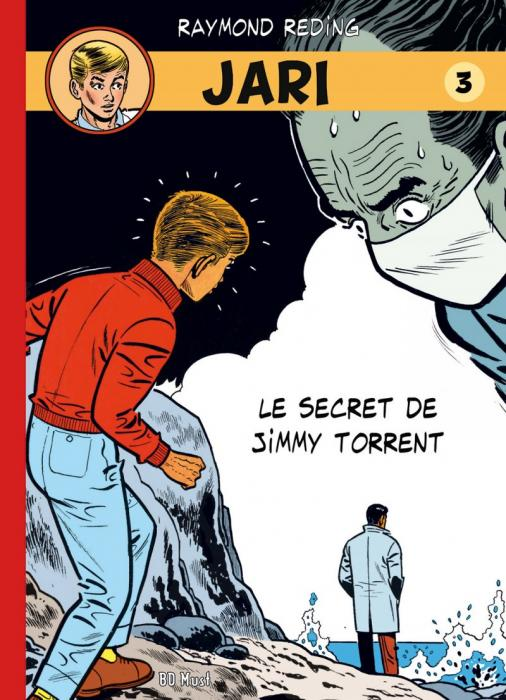 Jari tome 3 - Le secret de Jimmy Torrent