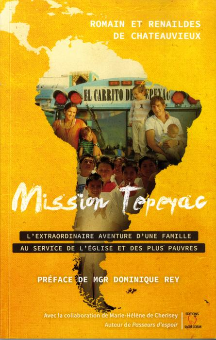 Mission Tepeyac Chateauvieux