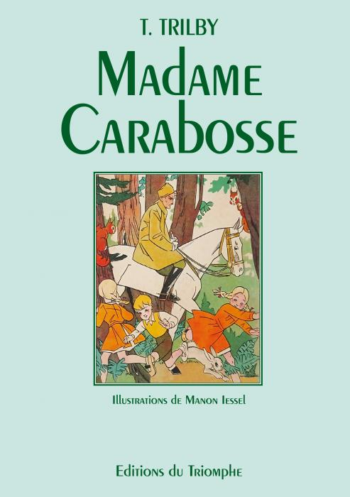 Trilby Iessel - Madame Carabosse