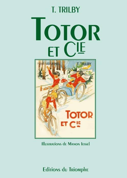 Trilby Iessel - Totor et Cie