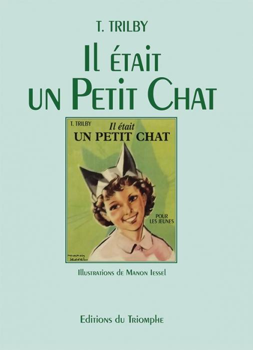 Trilby il était un petit chat roman fille pension