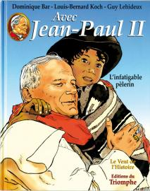 Jean Paul II biographie BD